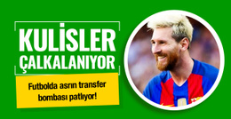 Lionel Messi hakkında bomba iddia!