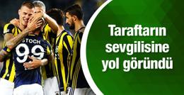 Fenerbahçe'de taraftarın sevdiği ismin bileti kesildi