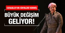 Cerablus Operasyonu Barzani sinyalini vermiş!