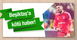 Beşiktaş'ta Denys Boyko şoku