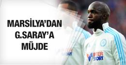 Marsilya'dan Galatasaray'a Diarra müjdesi