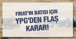 YPG çekilecek Fırat'ın batısında DSG kalacak!