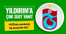 Trabzonspor'dan Aziz Yıldırım'a jet yanıt