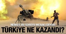 Türkiye Cerablus operasyonuyla ne elde etti?