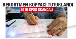2010 KPSS FETÖ'cü rekortmeni tutuklandı