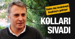 Fikret Orman kolları sıvadı! Beşiktaş'a getiriyor...