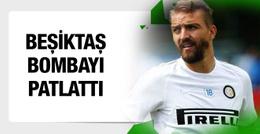 Caner Erkin Beşiktaş yolunda