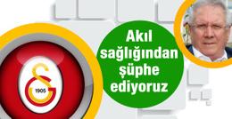 Galatasaray'dan Aziz Yıldırım'ın açıklamalarına sert cevap