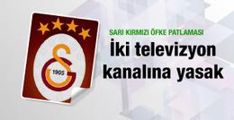 Galatasaray'dan flaş NTV ve NTV Spor kararı