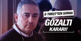 Ergun Babahan için gözaltı kararı!