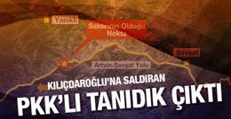 Kılıçdaroğlu'na saldıran PKK'lı bakın kim çıktı!