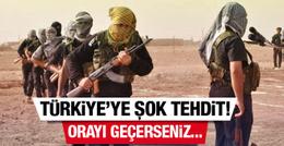 PYD'den Türkiye'ye tehdit! İzin verilmeyecek