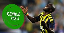 Moussa Sow gemileri yaktı Fenerbahçe'ye geliyor