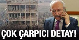 Şırnak saldırısında çarpıcı Kılıçdaroğlu detayı!