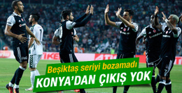 Konyaspor Beşiktaş maçı CANLI YAYIN