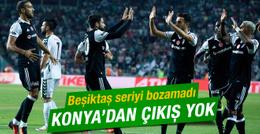 Konyaspor Beşiktaş maçının golleri ve geniş özeti