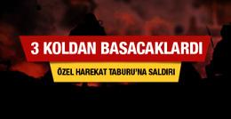 Tunceli'de jandarma komutanlığına silahlı saldırı!