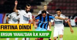 Gaziantepspor Trabzonspor maçının sonucu ve golleri