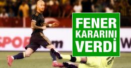 Fenerbahçe Miroslav Stoch kararını verdi