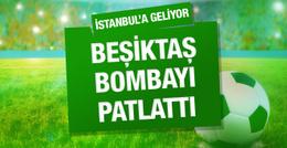 Beşiktaş Aboubakar'ı borsaya bildirdi