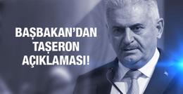 Başbakan'da taşerona kadro açıklaması
