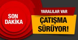 Şemdinli'de çatışma çıktı üzücü haberler geliyor