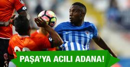 Kasımpaşa Adanaspor maçının golleri ve özeti