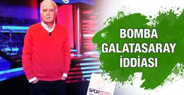 Şansal Büyüka'dan müthiş Galatasaray iddiası