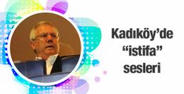 Kadıköy'de Aziz Yıldırım'a şok portesto