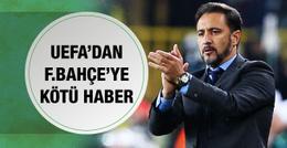 Vitor Pereira'ya UEFA desteği! Türkiye'yi artık...