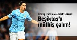 Beşiktaş'a Samir Nasri şoku