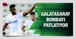 Galatasaray Samuel Eto'o bombasını patlatıyor
