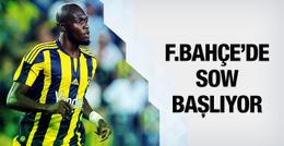 Moussa Sow yeniden Fenerbahçe'de