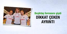 Caner Erkin Beşiktaş formasını giydi ama...