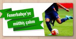 Osmanlıspor Fenerbahçe'nin gözdesini kaptı
