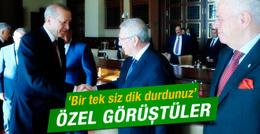 Aziz Yıldırım-Erdoğan görüşmesinde neler yaşandı?