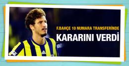 Fenerbahçe 10 numara transferinde kararını verdi