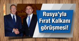 Çavuşoğlu, Rusya'ya Fırat Kalkanı için bilgi verdi!