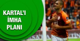 Galatasaray'ın Beşiktaş'ı imha planı hazır