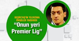 Mesut Özil hayran olduğu Türk futbolcuyu açıkladı