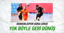 Medipol Başakşehir Osmanlıspor maçı sonucu ve özeti