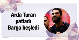 Messi yoksa Arda Turan var