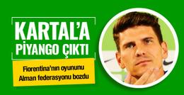 Beşiktaş'a Mario Gomez piyangosu