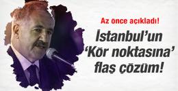 Ahmet Arslan öz önce açıkladı! İstanbul'un kabusu için çözüm
