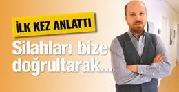 Bilal Erdoğan ilk kez anlattı! Silahları bize doğrultarak...