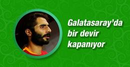 Galatasaray'da Hamit Altıntop krizi
