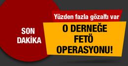 Kimse Yok Mu derneğine FETÖ operasyonu! 100'den fazla gözaltı var