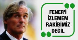 Riekerink'ten Fenerbahçeliler'i kızdıracak sözler