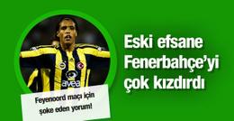 Pierre van Hooijdonk Fenerbahçe taraftarını kızdıracak