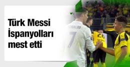 Emre Mor geleceğin Messi'si olacak!